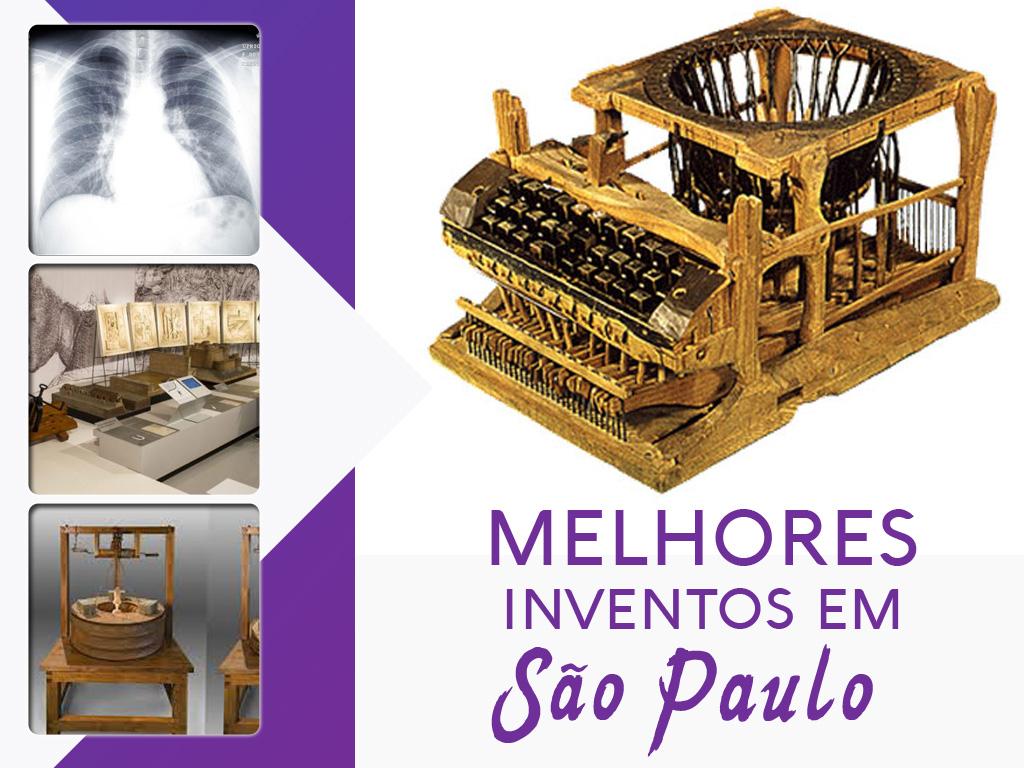 Melhores inventos da história de São Paulo