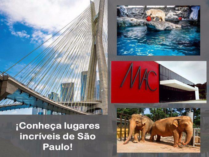 Lugares increíveis de São Paulo