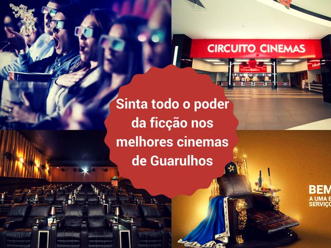 Guarulhos tem os melhores cinemas