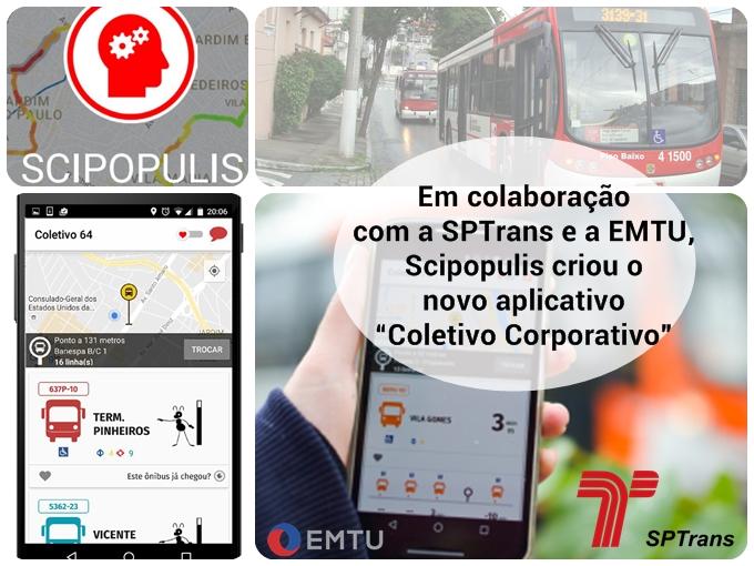 """Novo aplicativo """"Coletivo Corporativo"""""""