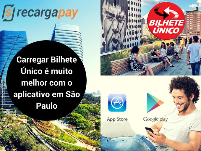 Em São Paulo, o Bilhete Único é mais efetivo com o Recargapay