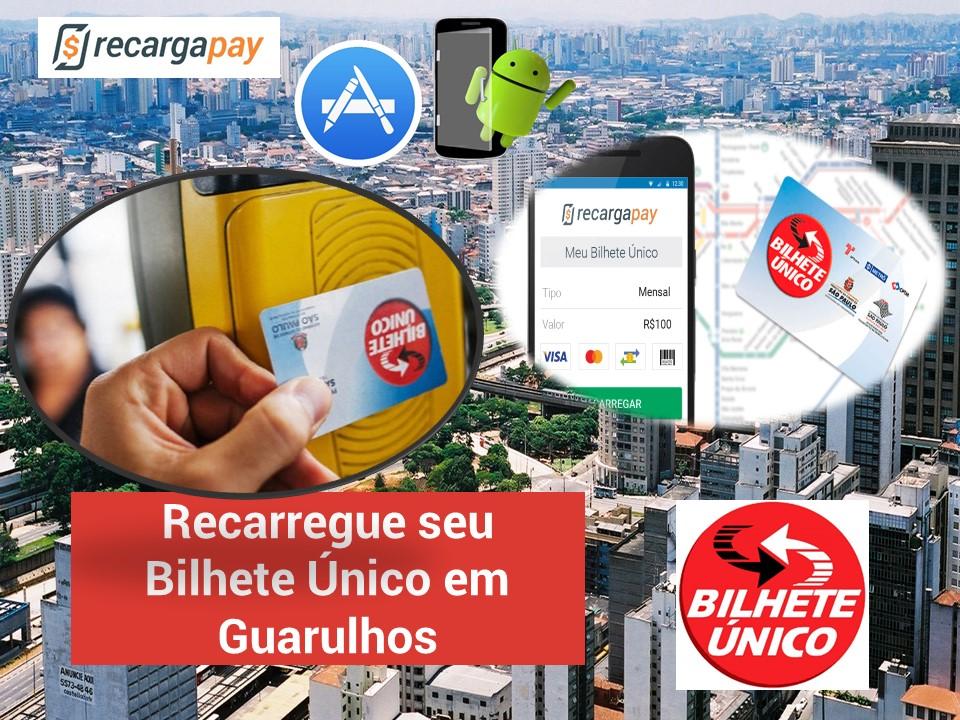 Obtenha seu saldo para seu Bilhete Único em Guarulhos