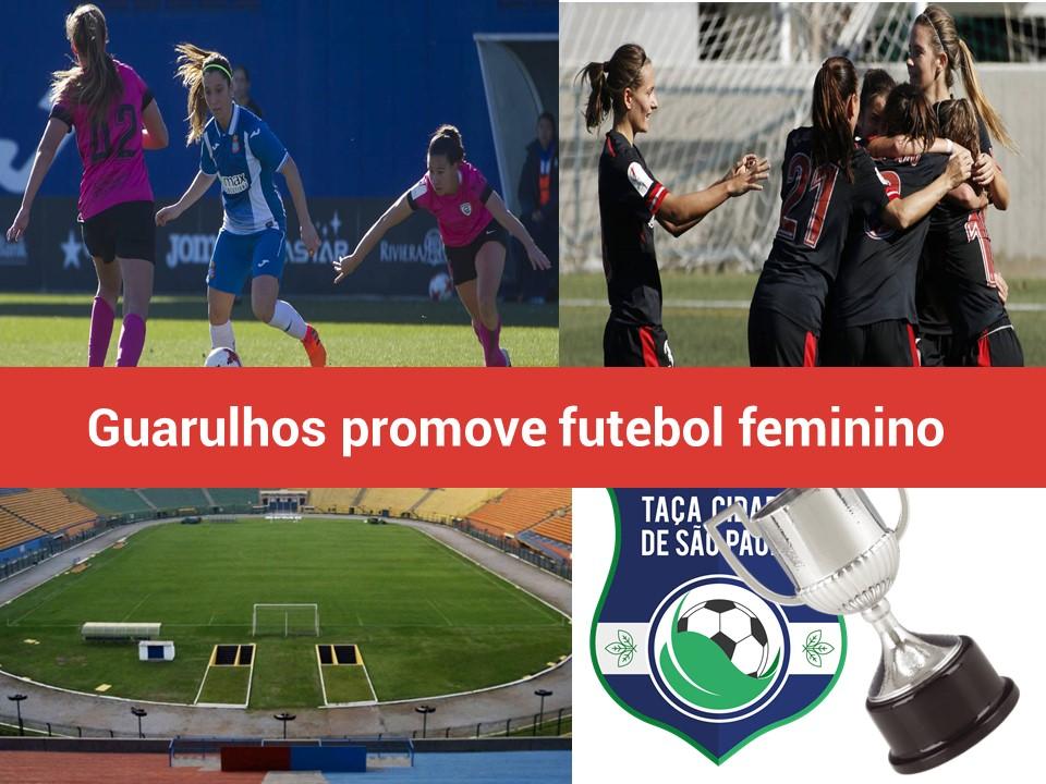 Praticar futebol em Guarulhos