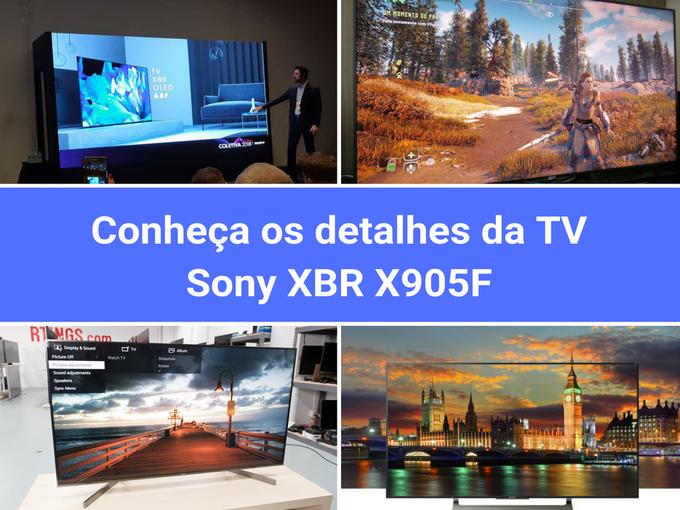 TV Sony XBR X905F jpg