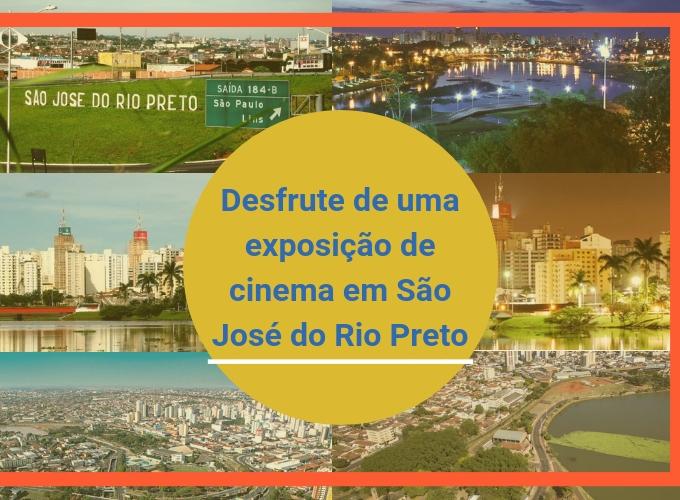 Exibição de filme em São José do Rio Preto