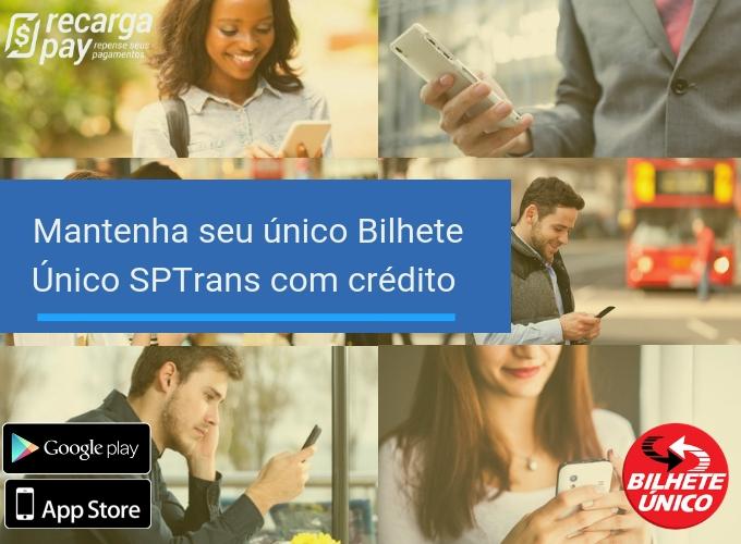 Mantenha seu único Bilhete Único SPTrans com crédito em nosso ponto virtual