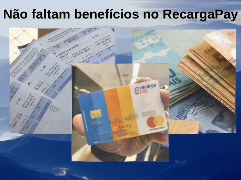 Beneficios no RecargaPay
