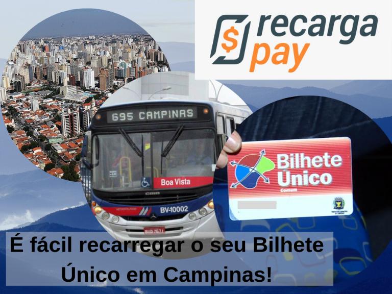 Bilhete Único com RecargaPay