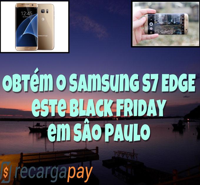 Samsung Galaxy S7 edge em Sao Paulo