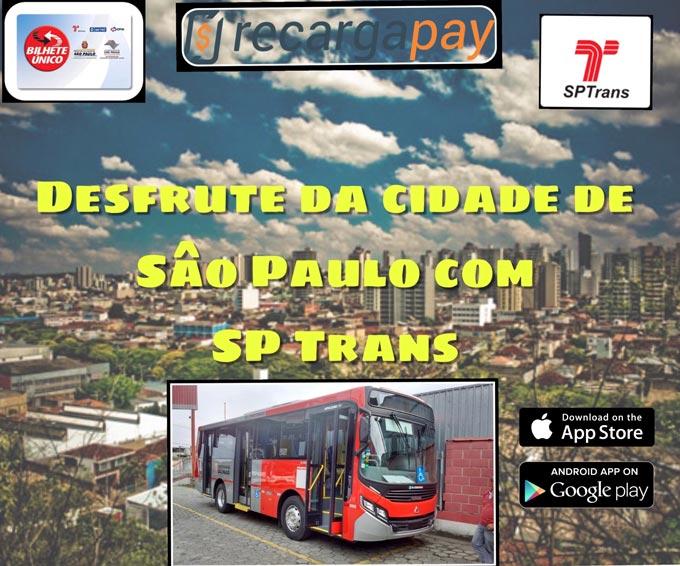 SP Trans transporte Sao Paulo