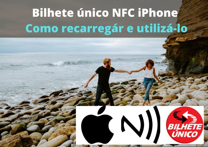 Bilhete unico NFC IPHONE