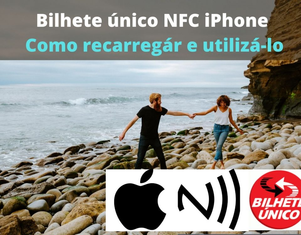 Bilhete unico NFC IPHONE