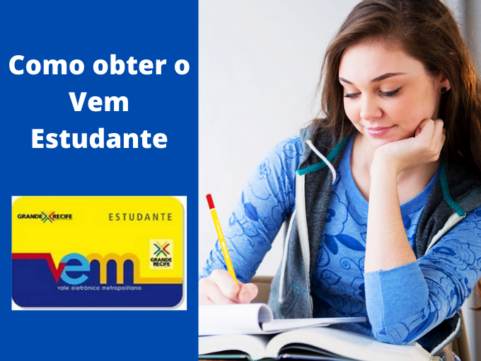 Aprenda como obter VEM Estudante